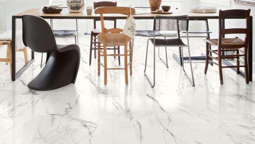 Alla scoperta del gres porcellanato effetto marmo innovazione